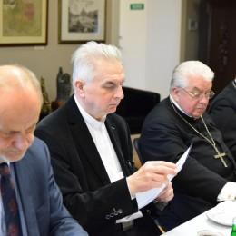 Instytut Prymasa Józefa Glempa w Inowrocławiu - Obradowała Rada Instytutu