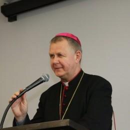 Instytut Prymasa Józefa Glempa w Inowrocławiu - Prelekcja arcybiskupa Tomasza Pety, Metropolity Astany w Kazachstanie