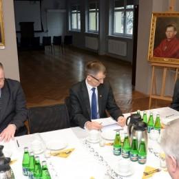 Instytut Prymasa Józefa Glempa w Inowrocławiu - Posiedzenie Rady Instytutu Prymasa Józefa Glempa