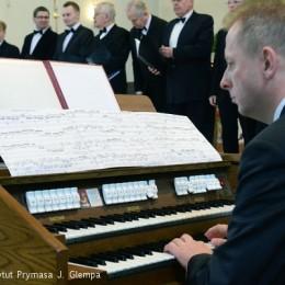 Instytut Prymasa Józefa Glempa w Inowrocławiu - Koncert pasyjny Chóru Prymasowskiego