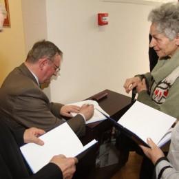 Instytut Prymasa Józefa Glempa w Inowrocławiu - Promocja książki o ojcu Kazimierzu Łabińskim