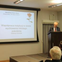 Instytut Prymasa Józefa Glempa w Inowrocławiu - Wykład z okazji Narodowego Dnia Życia