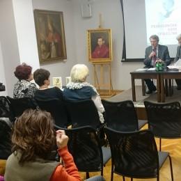 Instytut Prymasa Józefa Glempa w Inowrocławiu - W Instytucie rozmawiano o Prymasowskiej Radzie Społecznej